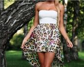 dress,leopard print