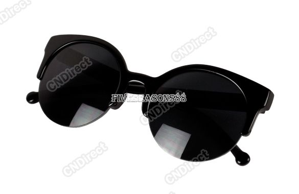 Fashion Retro Vintage Shades Oversized Womens Designer Cat Eye Sunglasses FV88 | eBay