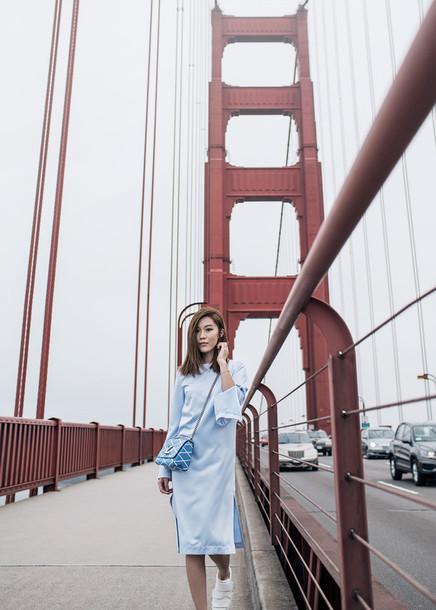 tsangtastic blogger bag dress shoes
