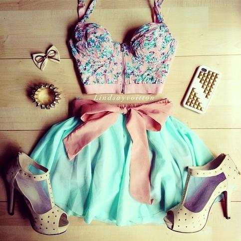 Bubblegum skirt · lindsayvoitton's closet · online store powered by storenvy