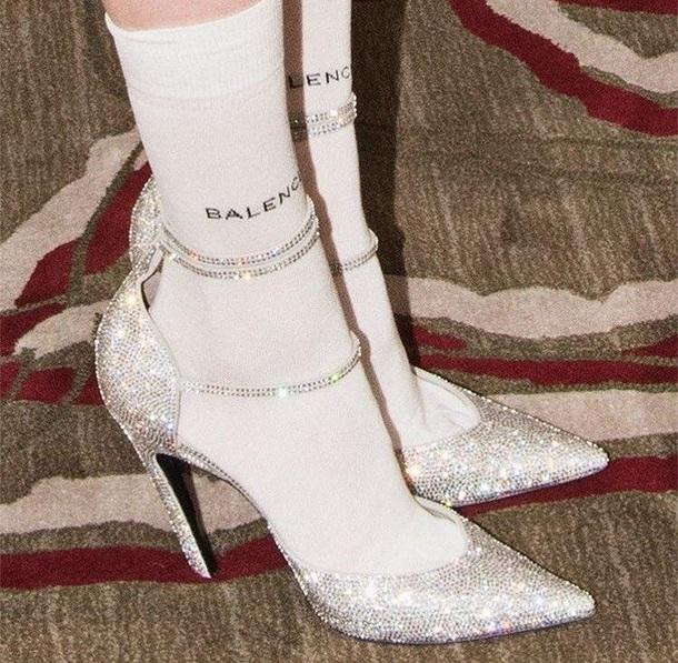 shoes crystalised diamonds heels high heels sparkly heels
