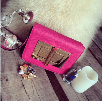 bag handbag clutch small bags party outfits pink sexy outfit going out