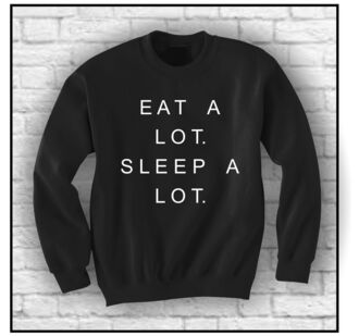 quote on it sweater