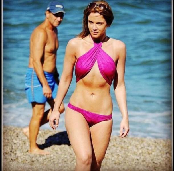 swimwear bikini pink bikini pink swimwear geordie shore