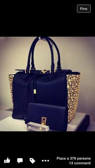 black bag studs