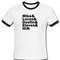 Mike lucas dustin eleven will unisex ringer t-shirt - basic tees shop