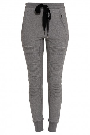 3.1 PHILLIP LIM - Grey Stitched Panel Sweatpants | Boutique1.com