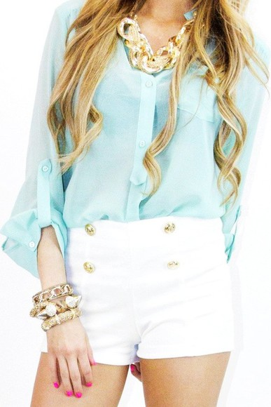 tiffany blouse