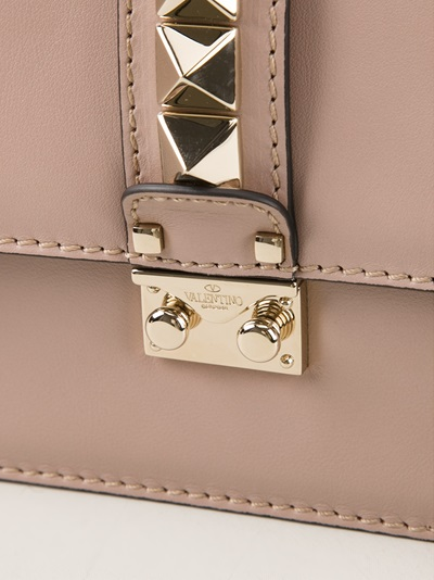 Valentino Garavani 'rockstud' Shoulder Bag - Biondini - Farfetch.com