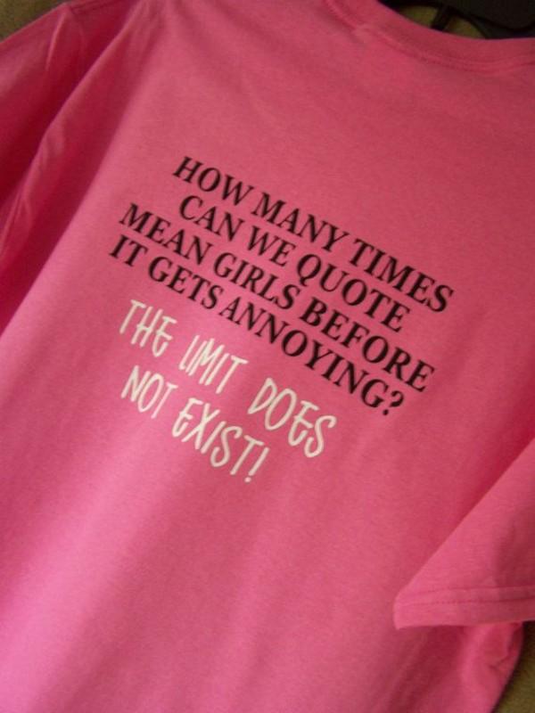shirt mean girls