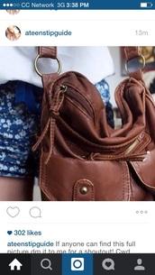 bag,brown,gold,tassel,boho,indie,zip,pockets,womens shoulder bag,straps,shoulder bag