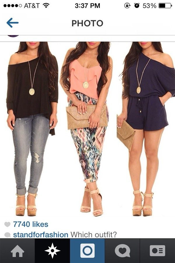 dress romper shirt jeans