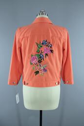 coat,fashion,orange,floral,birds,embroidered,denim,denim jacket,embroidered jacket,embroidered denim,floral embroidery,floral embroidered denim jacket,birds embroidery,hummingbirds,hummingbird,ralph lauren,embellished,embellished denim,embellished jacket,upcycle,recycled,floral jacket,floral denim,orange denim,orange denim jacket,embroidered coat,embroidery coat,floral coat,orange coat,orange sherbet,summer,summer outfits,summer denim,thisbluebird