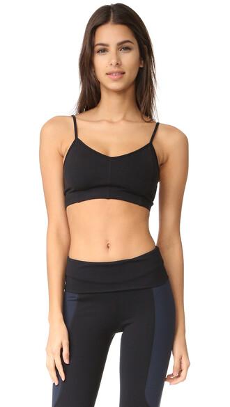 bra black underwear