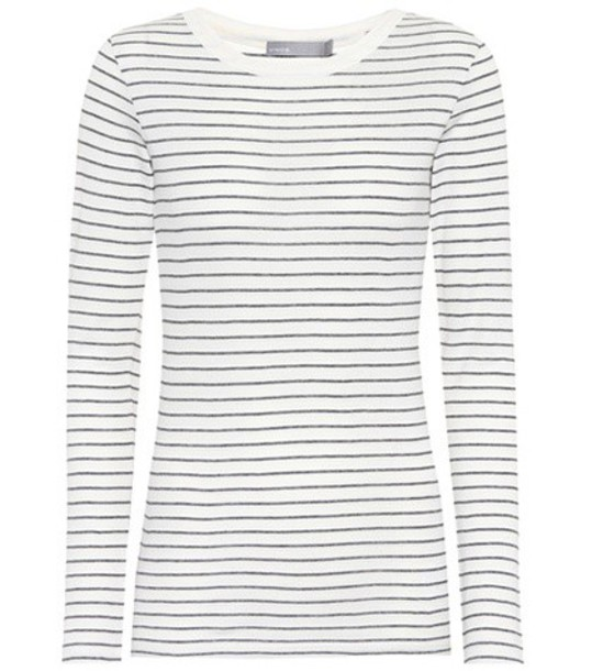 Vince shirt cotton top