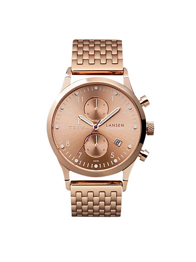 Rose Lansen Chrono - Triwa - Rosé - Watches - Accessories - Women - Nelly.com