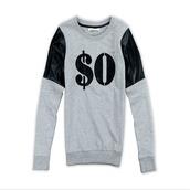 sweater,urban,streetwear,leather,sweatshirt,grunge,hipster,gangsta