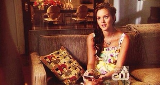 dress blair blair waldorf gossip girl blair dress gossip girl flowers