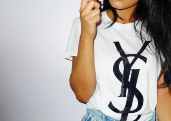 shirt ysl t-shirt oversized t-shirt