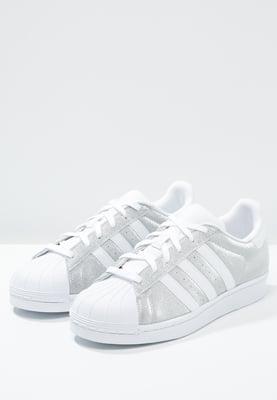 adidas Originals Superstar W Silver Sneaker MetallicWhite