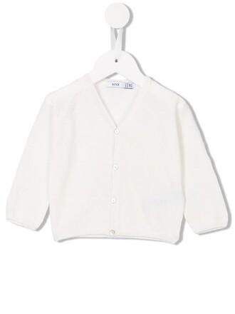cardigan girl toddler white sweater