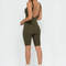 Get the scoop cropped jumpsuit royal white khaki olive - gojane.com