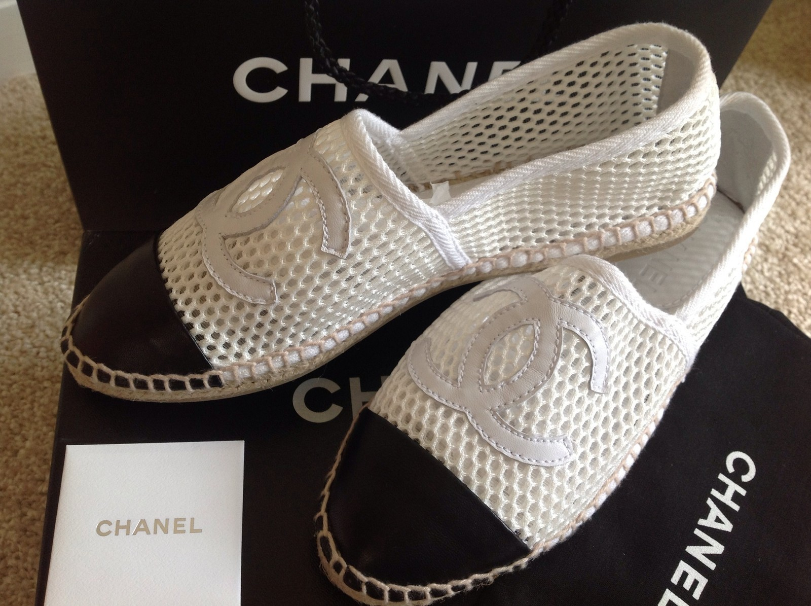 Cheap Chanel Espadrilles For Sale | Official Chanel Outlet Online