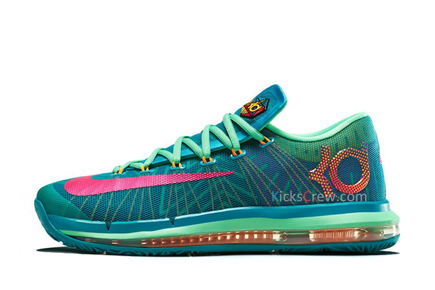 outlet store d65b8 eab34 Nike KD VI Elite Hero Collection (642838-300) - Order and buy it now ...