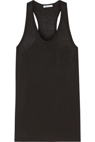 back classic black top