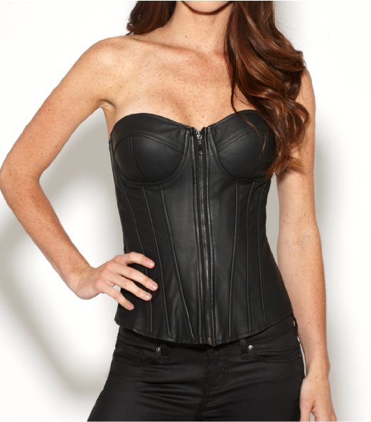 G by GUESS Women's Kennidy Bustier Top - Natasha Fashion Store