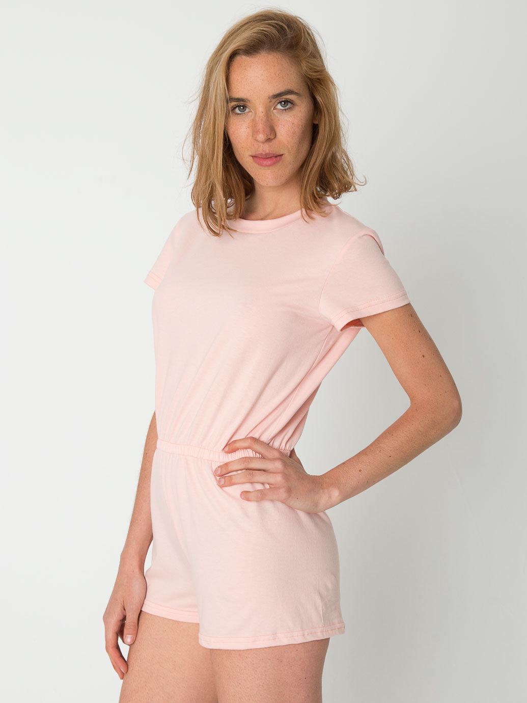 Jersey T-Shirt Romper | American Apparel