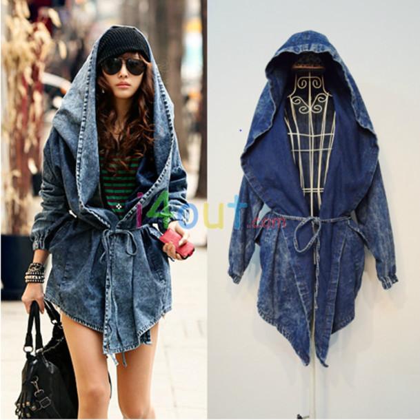coat, lookbook, fashion, denim, denim jacket, clothes