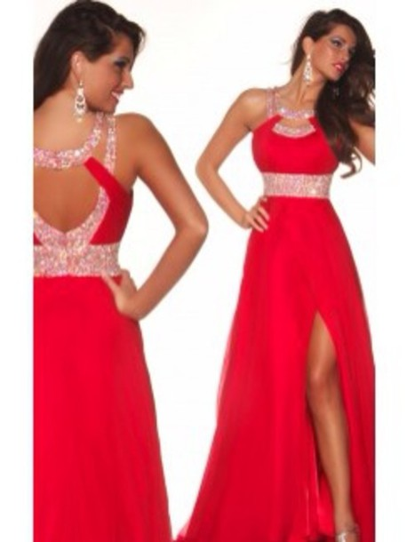 dress red prom dress red dress prom dress red chiffon sexy prom sparkle a line red chiffon dress mac prom dresses prom dress floor length dress gown glitter dress glitter long prom dress long dress beautiful red dress formal sparkle cute dress sweetheart neckline slit dress red dress prom beading prom dress chiffon prom dress cheap prom dress