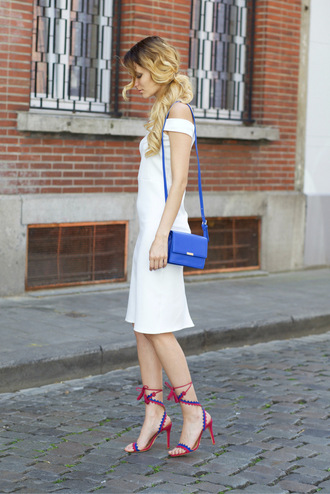 from brussels with love blogger dress shoes jewels bag
