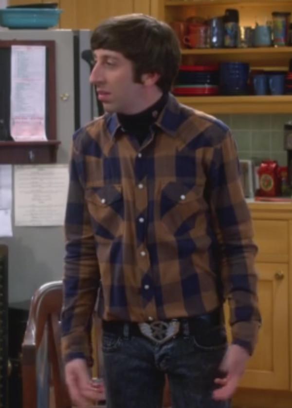 big bang theory mens shirt