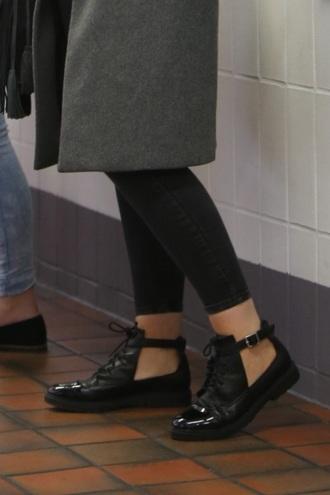 black black boots topshop