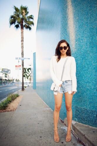 fashion toast shoes sunglasses bag