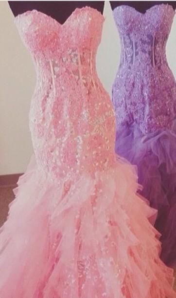 dress jovani pink dress