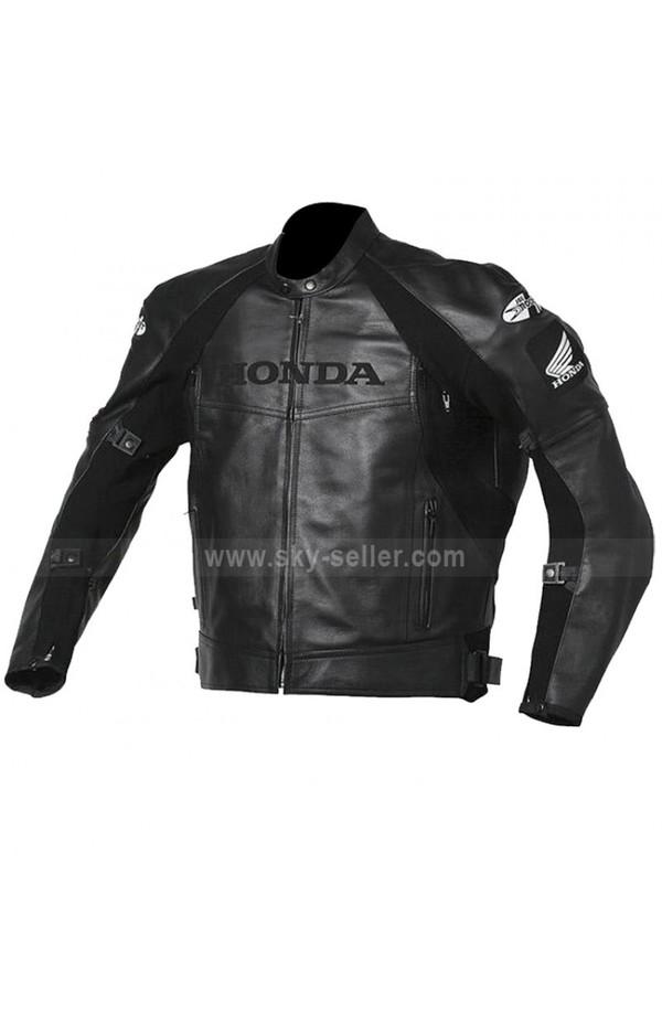 jacket laeather jackets honda joe superhawk outerwear outfit apparel fashion designer clothings