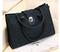 Chic black shoulder bag · fashion struck · online store powered by storenvy