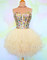 Sweetheart ball gown tulle short prom dress, homecoming dress