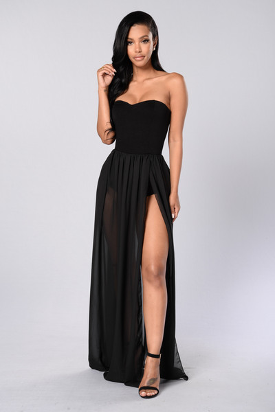 06170e2eb98 Exhibit A Dress - Black