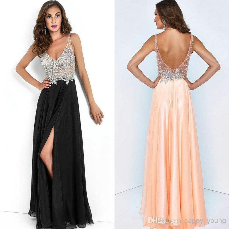 Prom Dresses 2015 - Discount Gowns Fiesta Evening Dress Special ...