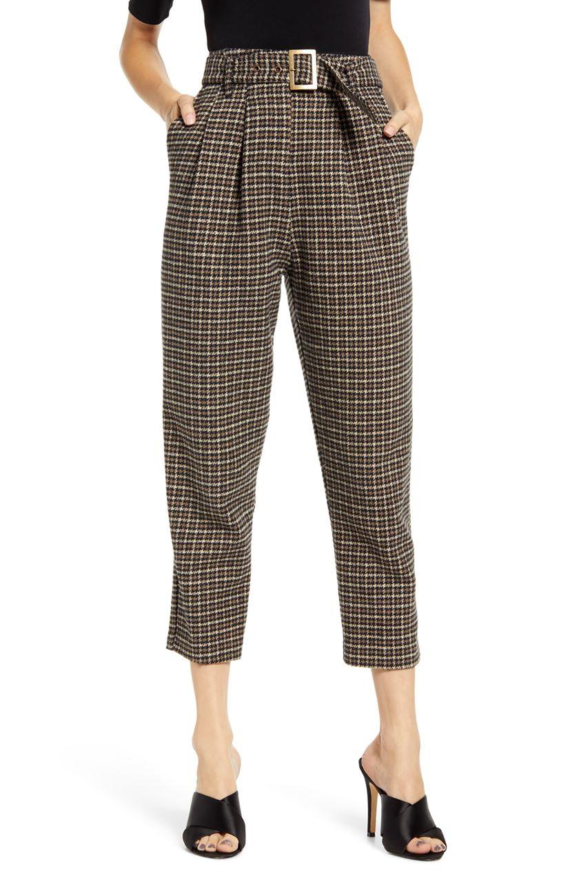 Astr The Label Larsen Crop Pants