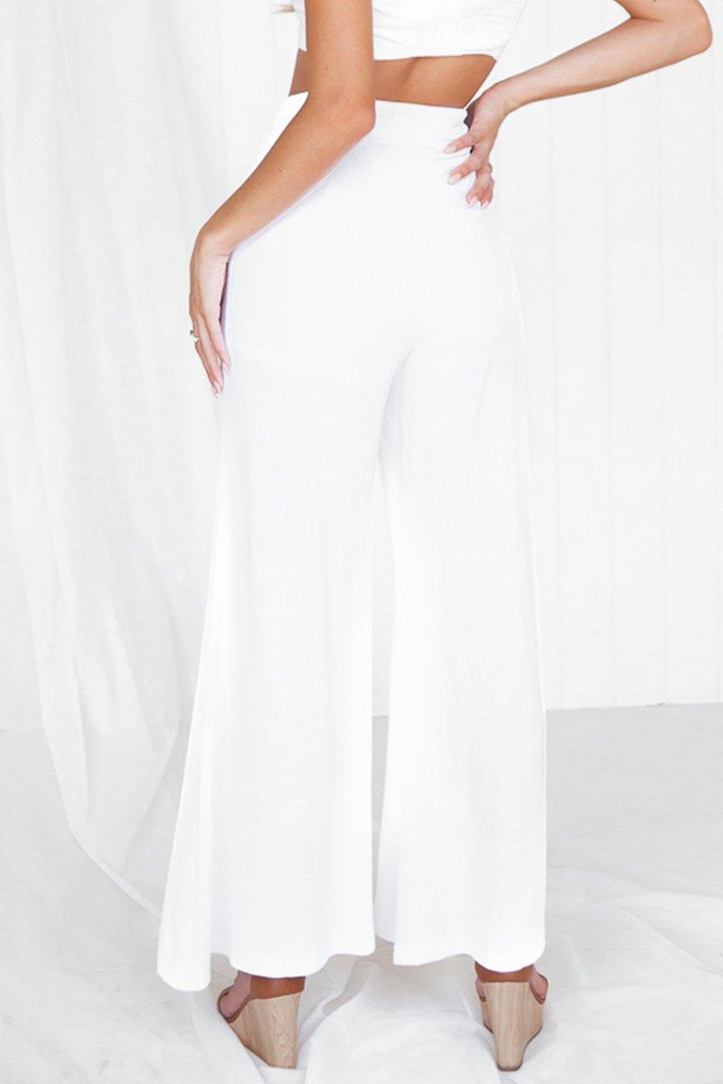 It's Destiny Pants (White)