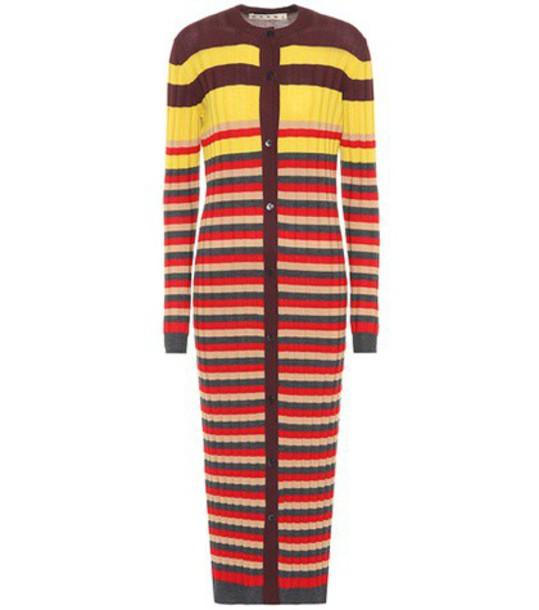 MARNI dress wool
