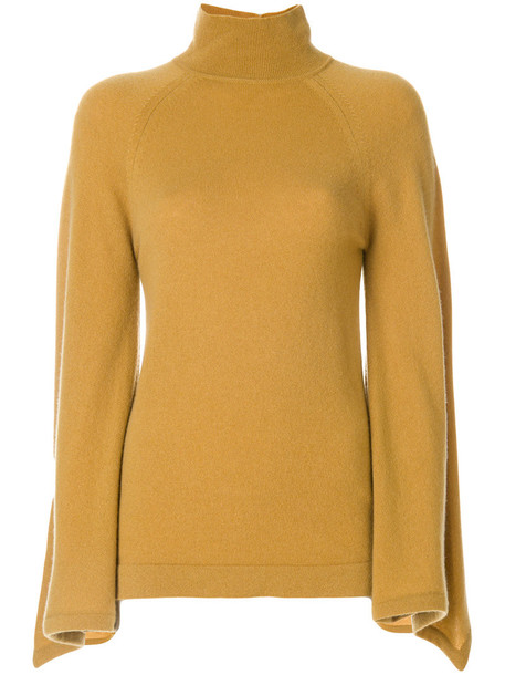PRINGLE OF SCOTLAND jumper turtleneck women nude sweater