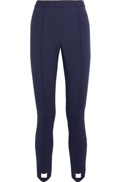 Tory Sport pants stirrup pants navy