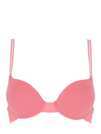 bra cotton pink underwear