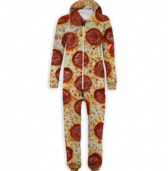 katy perry jumpsuit pizza